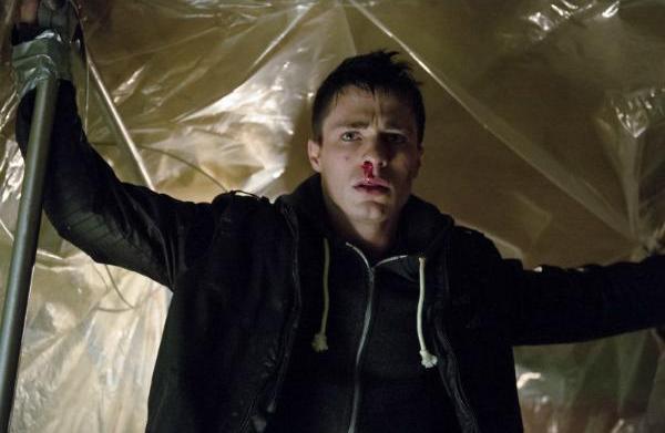 Arrow recap: Another vigilante comes to
