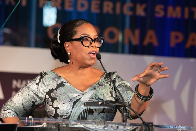 The Most Famous Celebrity From Mississippi: Oprah Winfrey