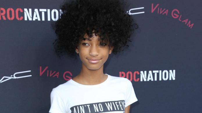 Willow Smith's 'topless' pic: Why everyone