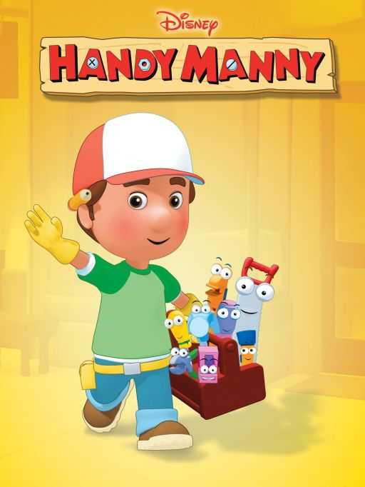'Handy Manny' TV poster