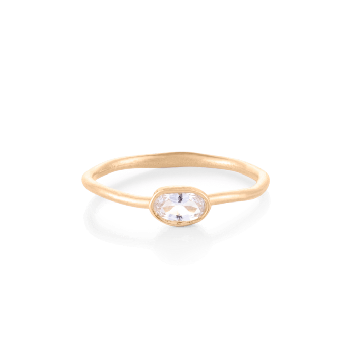 Stackable Rings To Stock Up On: Mejuri Organic Ring | Summer Fashion 2017