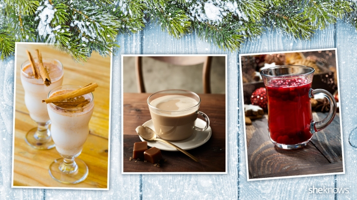 12 hot drinks to warm your