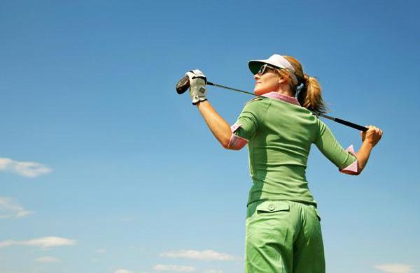 Get golfing without injuring yourself