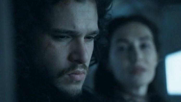 Game of Thrones [SPOILER]'s return was