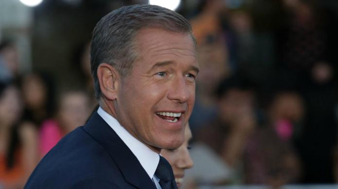 VIDEO: Brian Williams likes big butts