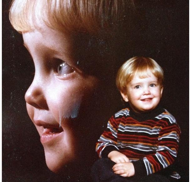 Young Aaron Paul