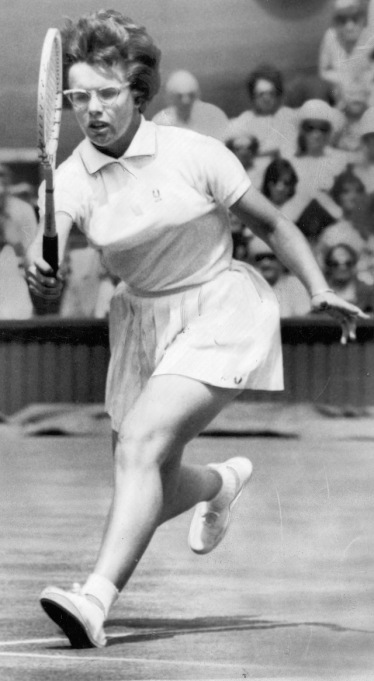 Things to know about tennis legend Billie Jean King