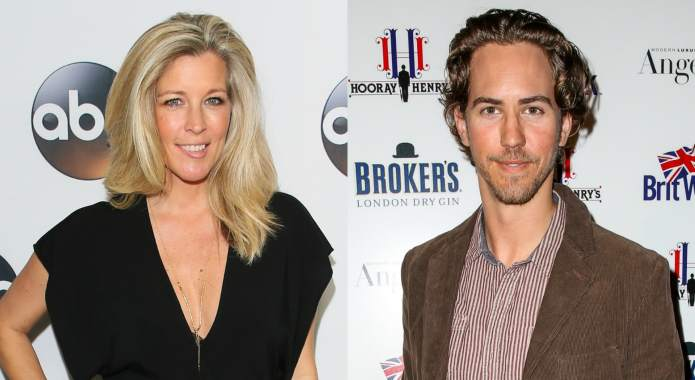 General Hospital's Laura Wright & Wes