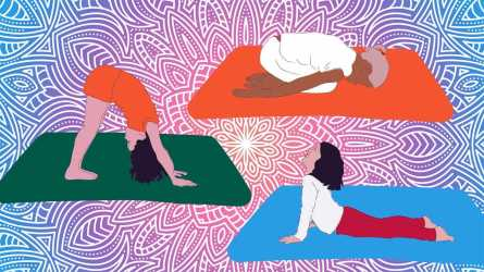 The Best Yoga Poses to Calm