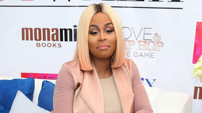 Blac Chyna really, really wants you