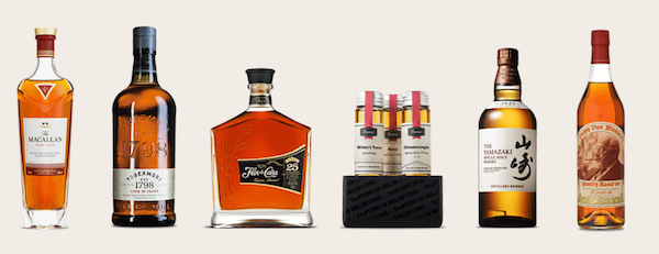 Valentine's Day Gifts For New Boyfriends: Fine Spirits tasting box