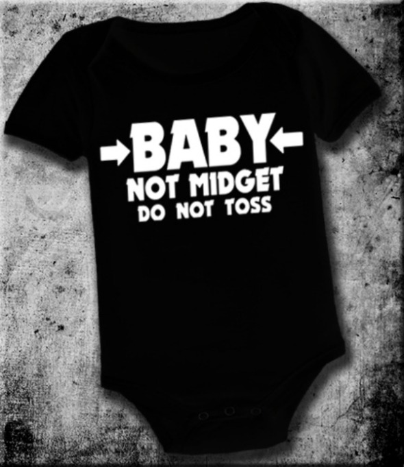 b302140f 15 'hilarious' onesies for babies that may just cross a line – SheKnows