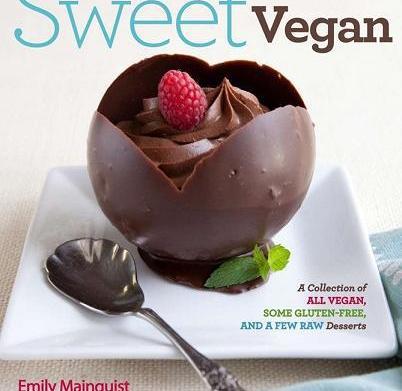 Sweet Vegan cookbook review