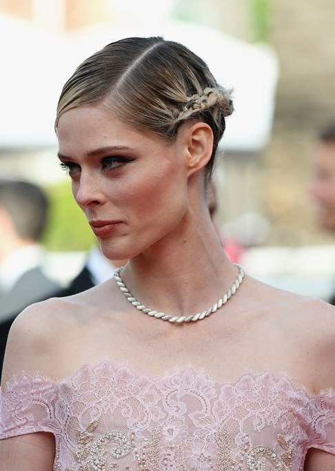 Best Celebrity Braids: Coco Rocha | Celeb Hair Inspo 2017