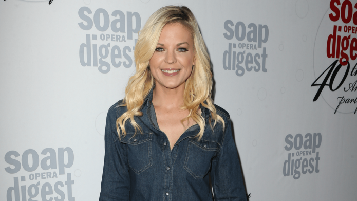 GH Star Kirsten Storm Is Feeling