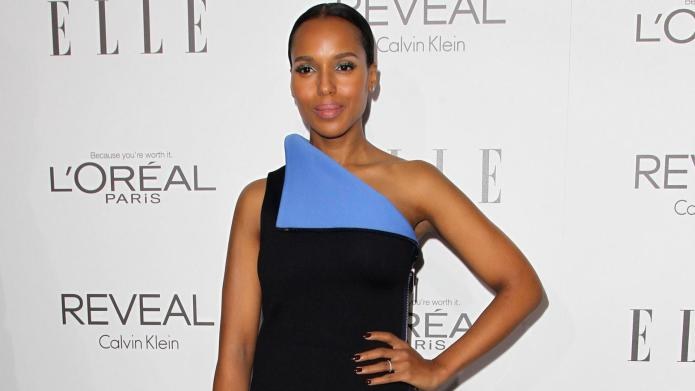 Kerry Washington says her Scandal-ous sex