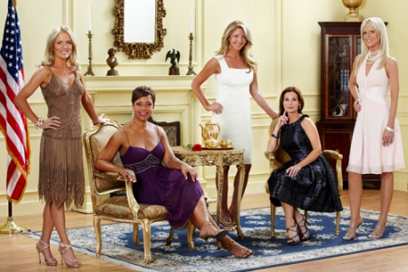 Real Housewives of DC cast