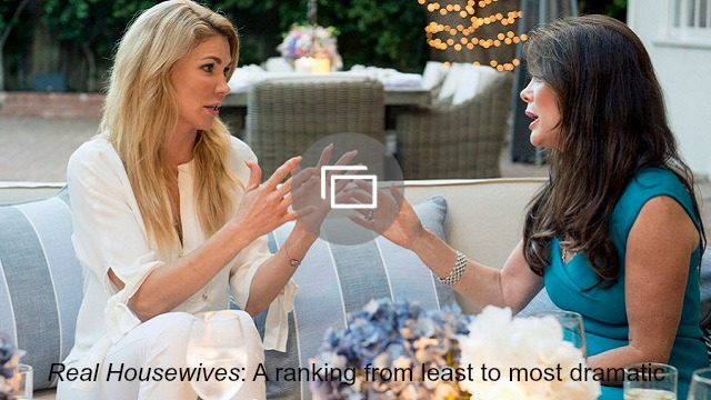 Real Housewives slideshow