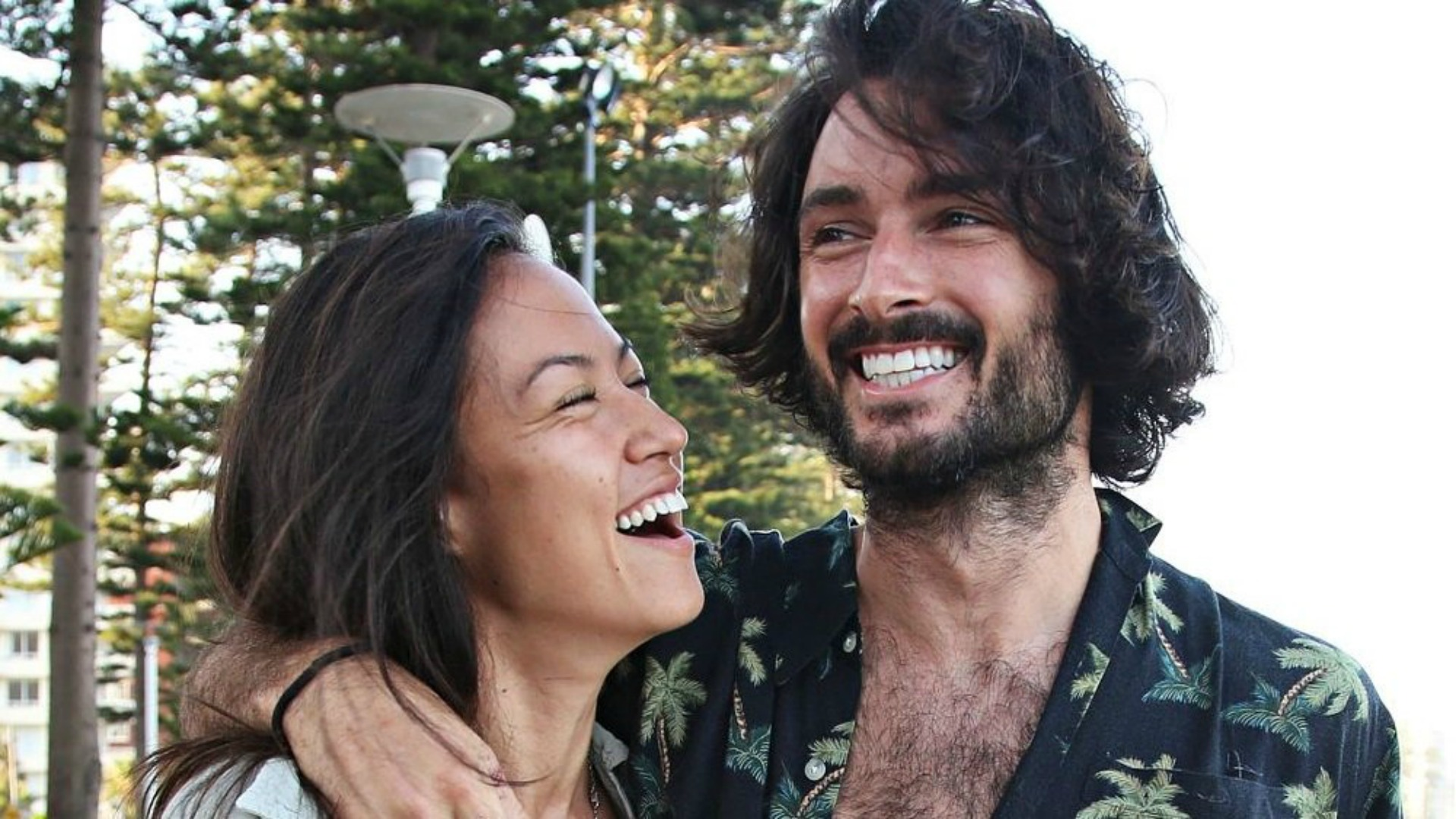 Reality TV star and girlfriend were 'attacked by cannibals' on