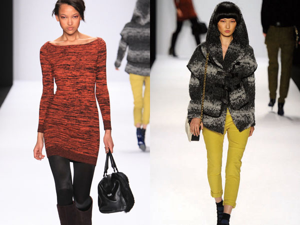Rebecca Minkoff Fall/Winter 2012 fashion collection