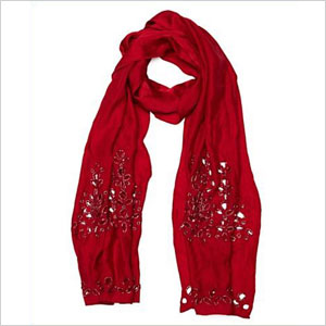 Lucky Brand Jeans Alisa Beaded Scarf