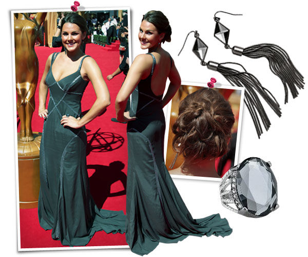 SheKnows rocked red carpet worthy fashion at the 2011 Emmys