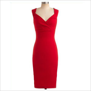 ModCloth Lady Love Song Dress