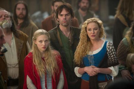 Red Riding Hood stars Amanda Seyfried, Billy Burke and Virginia Madsen