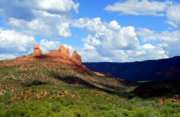 Red rocks of Sedona, Arizona
