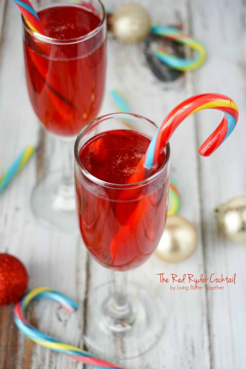 Red Ryder cocktail