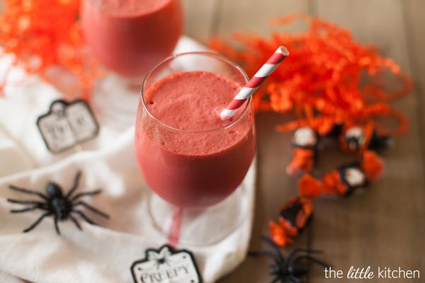 red velvet shake