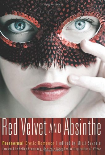 Red Velvet and Absinthe cover