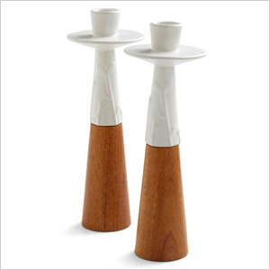 Ebb and Glow Candlestick