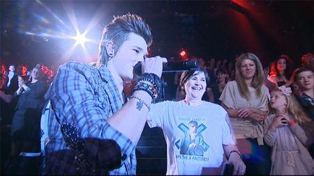 Reece Mastin wins X Factor