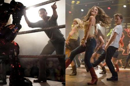 Real Steel and Footloose battle at the box office