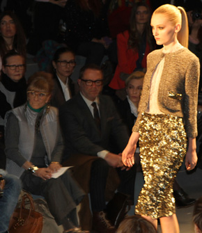 NY Fashion Week 2012 Reem Acra -- Editor's Pick