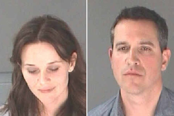 Reese Witherspoon, Jim Toth mugshots
