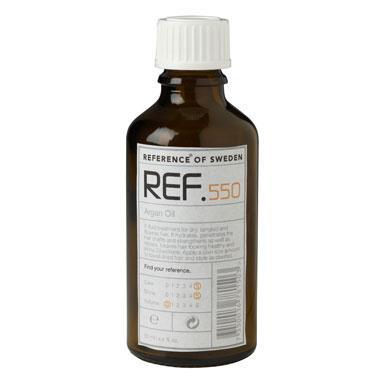 RED argan oil from Sweden