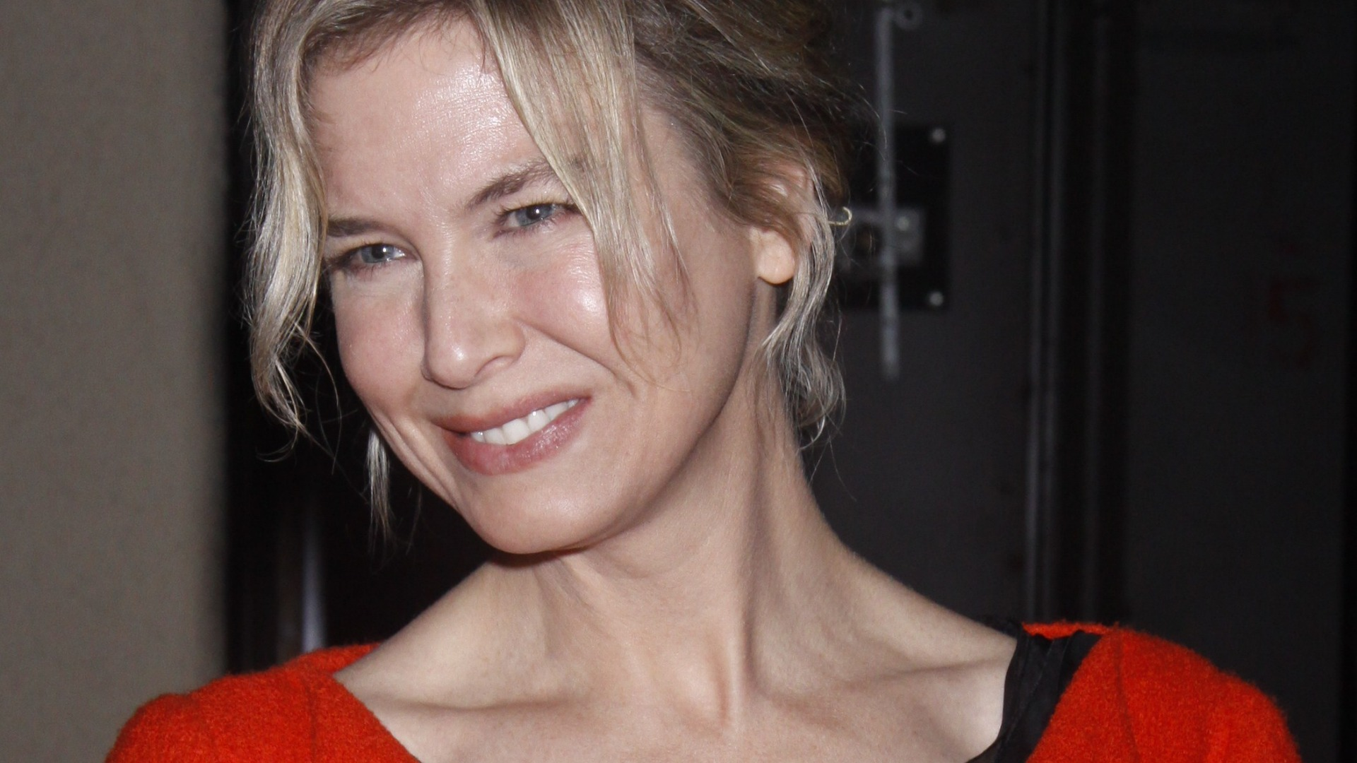 Renee Zellweger face before she dramatically altered it