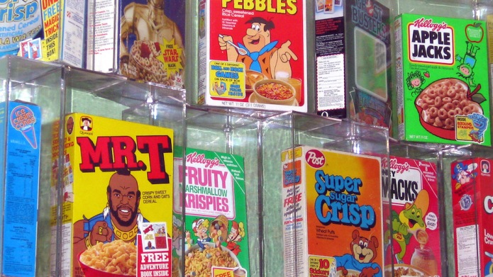 '80s and '90s cereals that need
