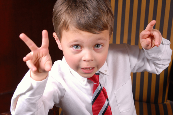 Little Republican Boy