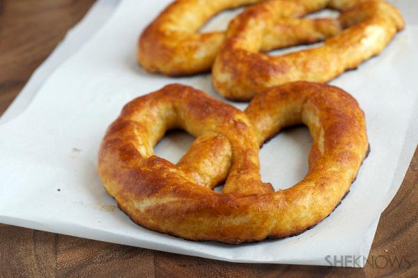 Copy cat Auntie Anne's pretzels