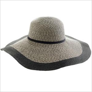 JCrew Two Tone Straw Hat