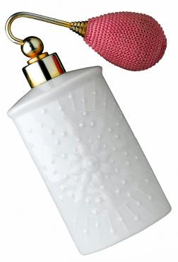 Retro perfume bottle