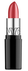 NYC New York Color Ultra Moist Lipwear in retro red
