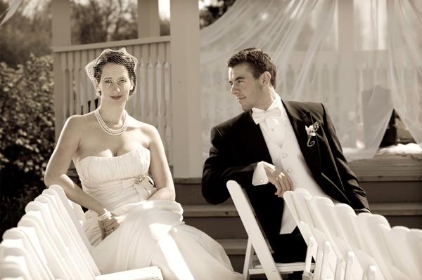 Retro Wedding Trend