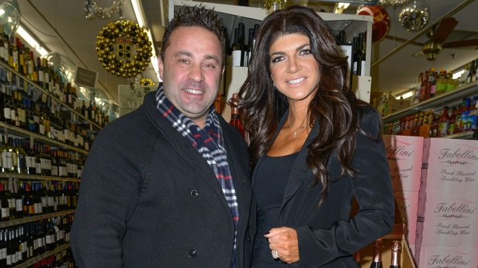 Joe Giudice still finds time to