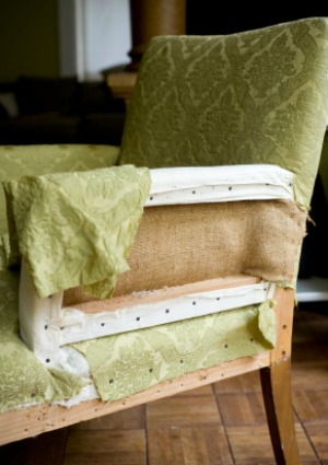 Diy Reupholster Your Furniture Sheknows