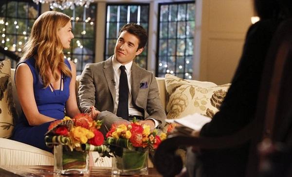 Revenge: Emily engaged?