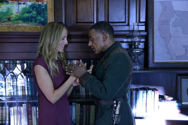 Major Tom loves his wife